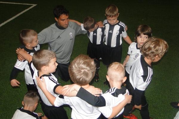 Matteo Mercuri- kolejne dni w Juventus Academy Bydgoszcz