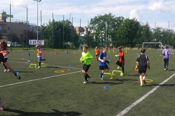 Obóz bramkarski z Juventus Academy Bydgoszcz