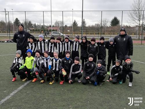 Weekendowe granie Juventus Academy Toruń
