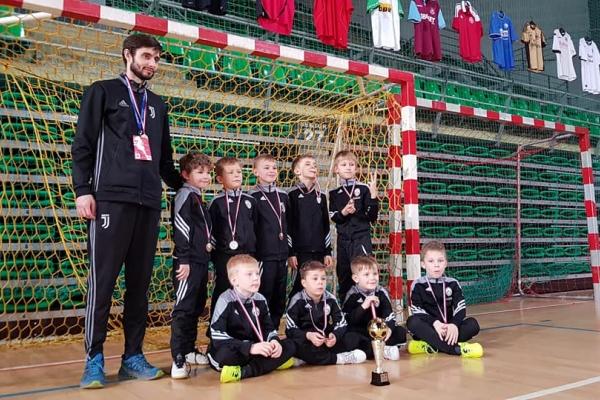 Turniejowy weekend Juventus Academy Toruń!