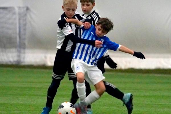 Weekendowe mecze Juventus Academy Toruń!