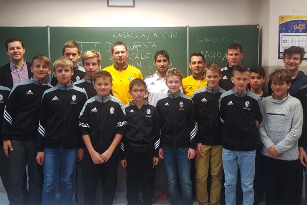 Matteo Mercuri w J|Class!