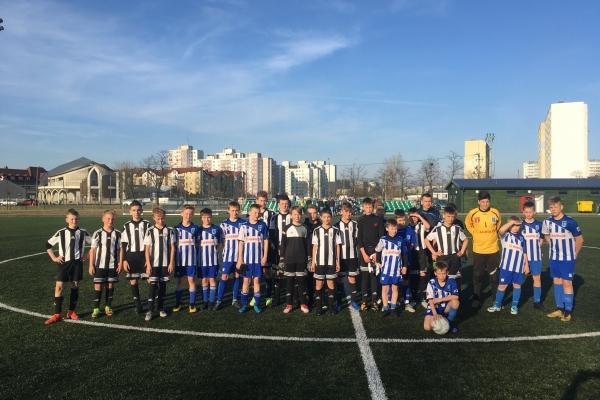 Weekendowe mecze ligowe w Juventus Academy Toruń!