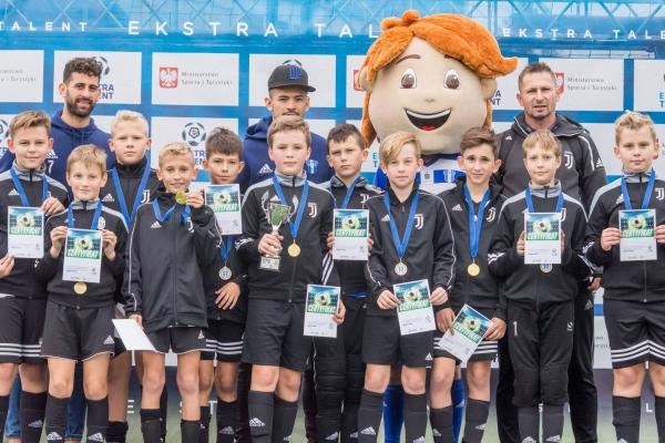 Juventus Academy Toruń na Ekstra Talent w Płocku!