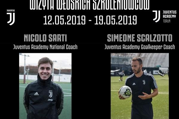 Trenerzy Juventus FC ponownie w Toruniu!