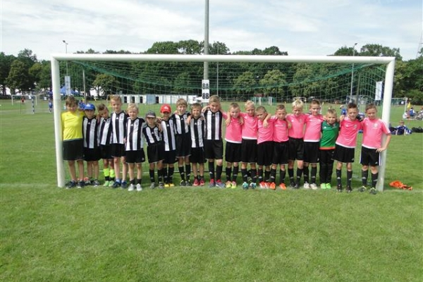 Juventus Academy Bydgoszcz na turnieju Wrocław Trophy