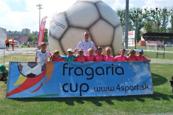 Juventus Academy Bydgoszcz na międzynarodowym turnieju Fragaria Cup w Słowacji