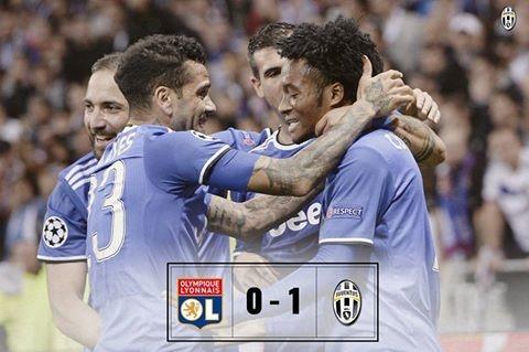 Olympique Lyon - Juventus FC