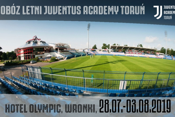 Letni Obóz Juventus Academy we Wronkach