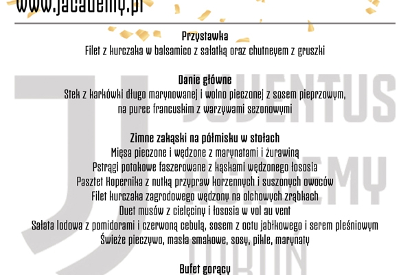 Bal karnawałowy w Juventus Academy Toruń!