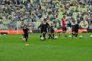 Trening w przerwie meczu Lechia Gdańsk - Juventus FC