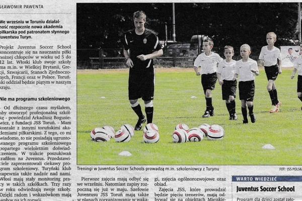 6 lat Juventus Academy Toruń!