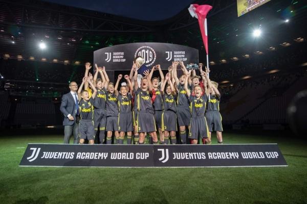 Juventus Academy Toruń Mistrzami Świata!